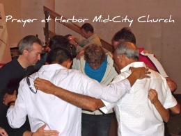 Prayer essential for ministry