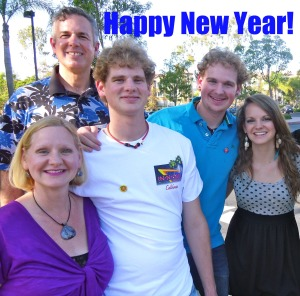 Happy New Year from the Diaso family