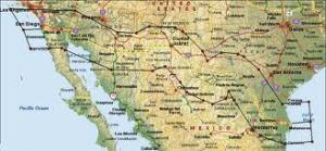 U.S. - Mexico Border
