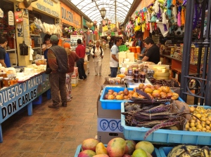 The colors of TJ in a market in Tijuana