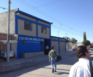 Iglesia Promesa de Vida in Juarez - Promise of Life Church