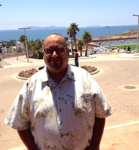 Pastor Leo - taken at the YWAM center in Rosarito, Mexico