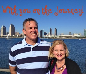 Dave & Dawn at San Diego Harbor