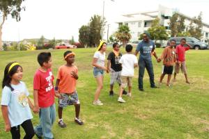 VBS at Colina Park in City Heights