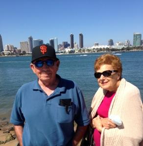 Ron & Virginia Diaso (Dave's dad and mom)