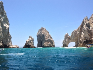 The Arc of Los Cabos
