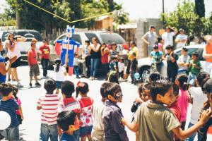 Festival Infantil - Outreach to Children in Tijuana