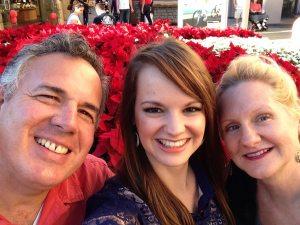 Dave, Hannah and Dawn