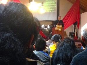 Worship at La Morita