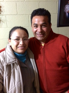 Rocio & Ivan - Please pray for them as they lead this new work