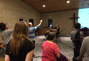 Worship with Our Hispanic Group on Friday nights