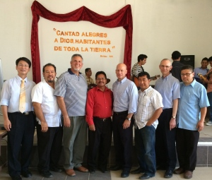 Our MTW team with some of the Mexican leaders