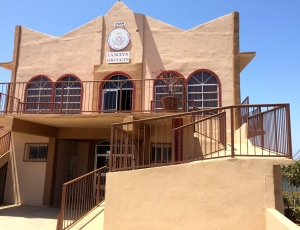Iglesia Nueva Jerusalén in Ensenada