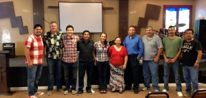 Some of the pastors that we are working with in Tijuana