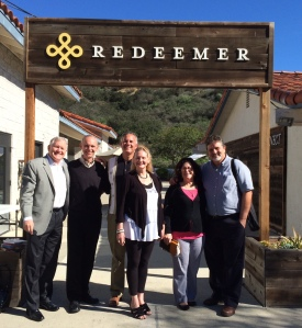 Jay Kyle, Jim DeWitt, Dave & Dawn, Alina & Verne Marshall at the West Coast Missions Conference