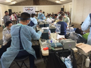 A group we learned from performing dentistry in Ensenada