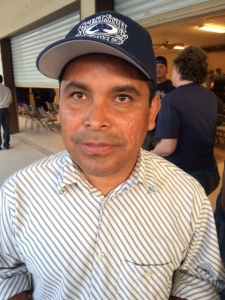 Pastor Gilberto Garcia