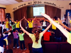 VBS in Ensenada!