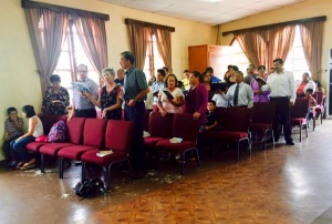 Worshipping and Celebrating with La Nueva Jerusalén