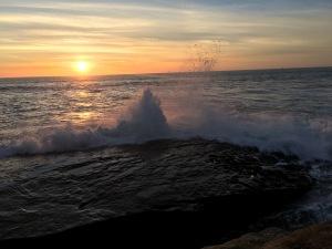 Taken from Sunset Cliffs in San Diego