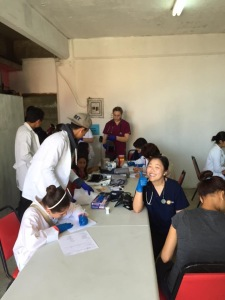 Medical clinic in Ensenada