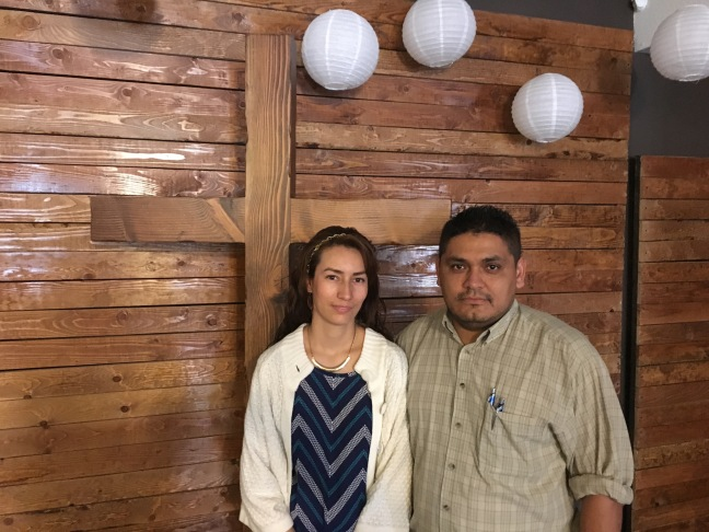 Church planters Obed & Cesiah Lares