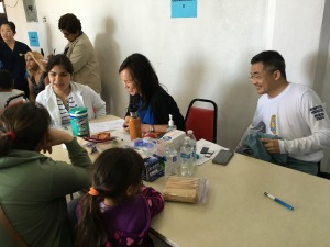 Sharing the love of Christ in a tangible way through the medical clinic