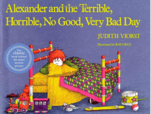 The Horrible, No Good, Very Bad Day!
