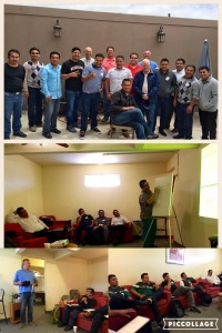 Church planting incubator training