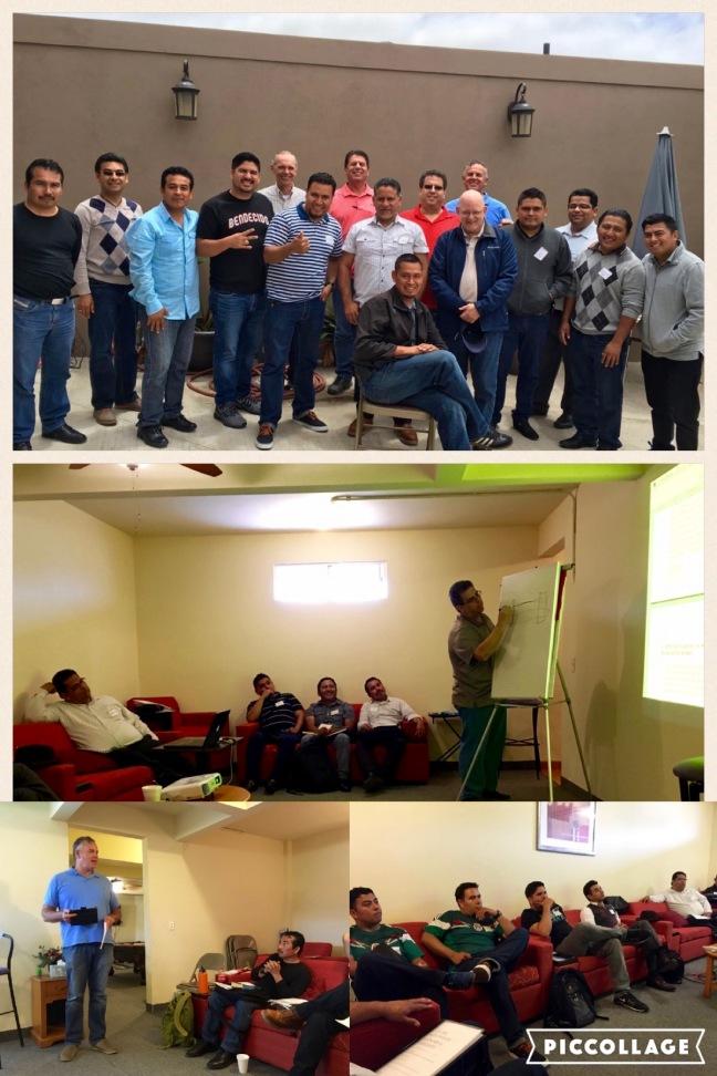 Church planting incubator training