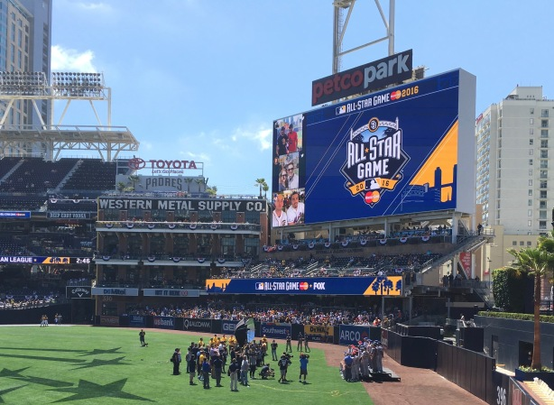 All-Star Game in San Diego