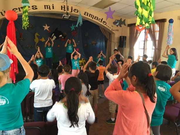 A Fun-filled week at VBS