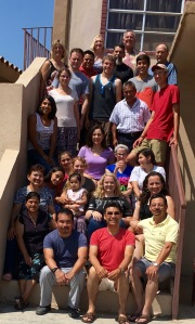 Skyview Church team and La Nueva Jerusalén church team