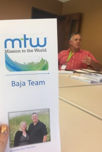 MTW the Baja Team! Ringing the bell for the border, and the Baja!