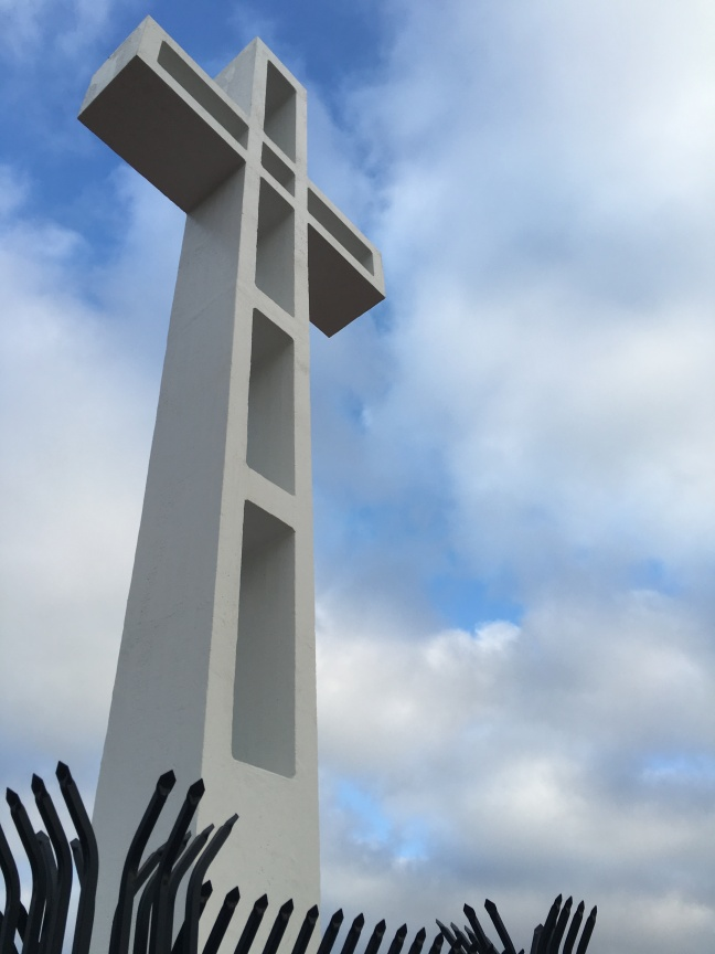 The Cross on Mount Soledad in San Diego
