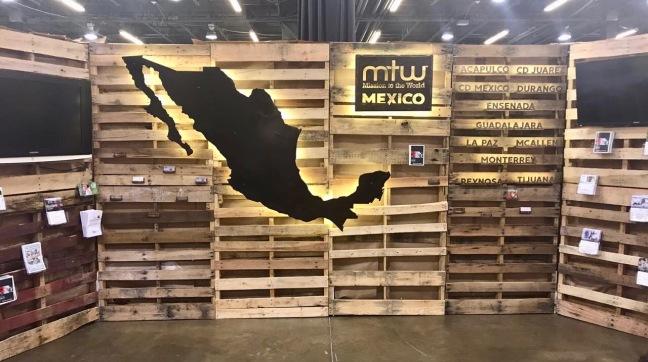 MTW Mexico Display
