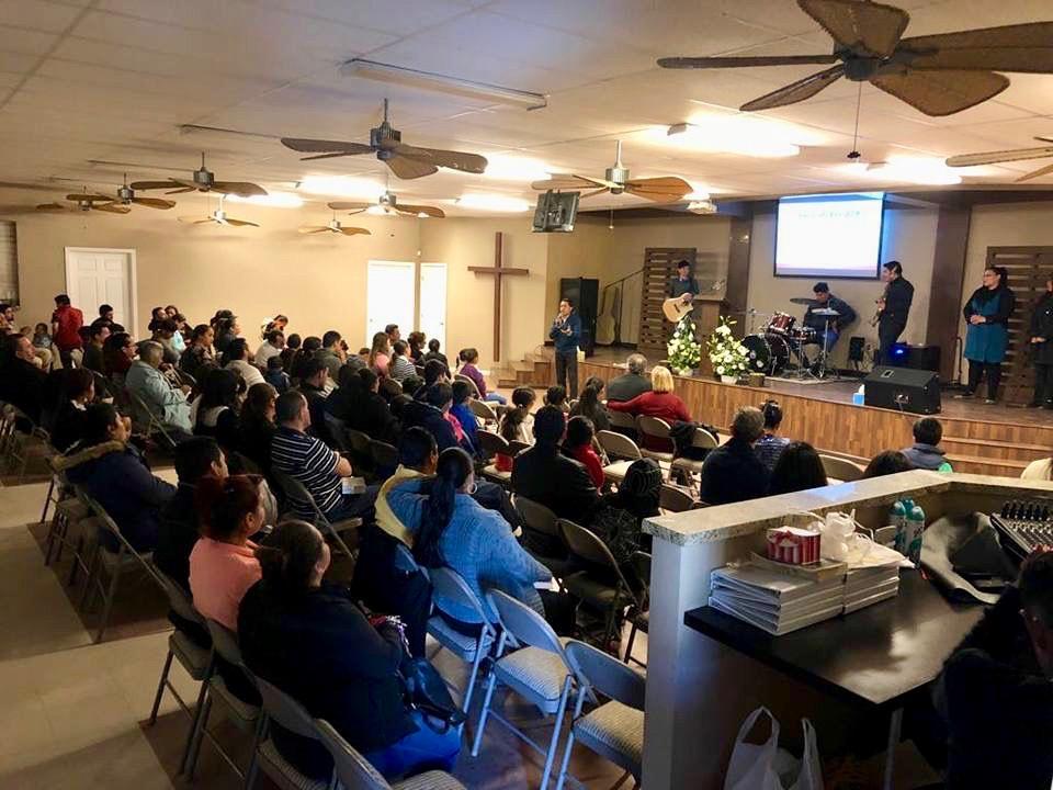 Ministerios Transformación Rojo Gomez church in Tijuana