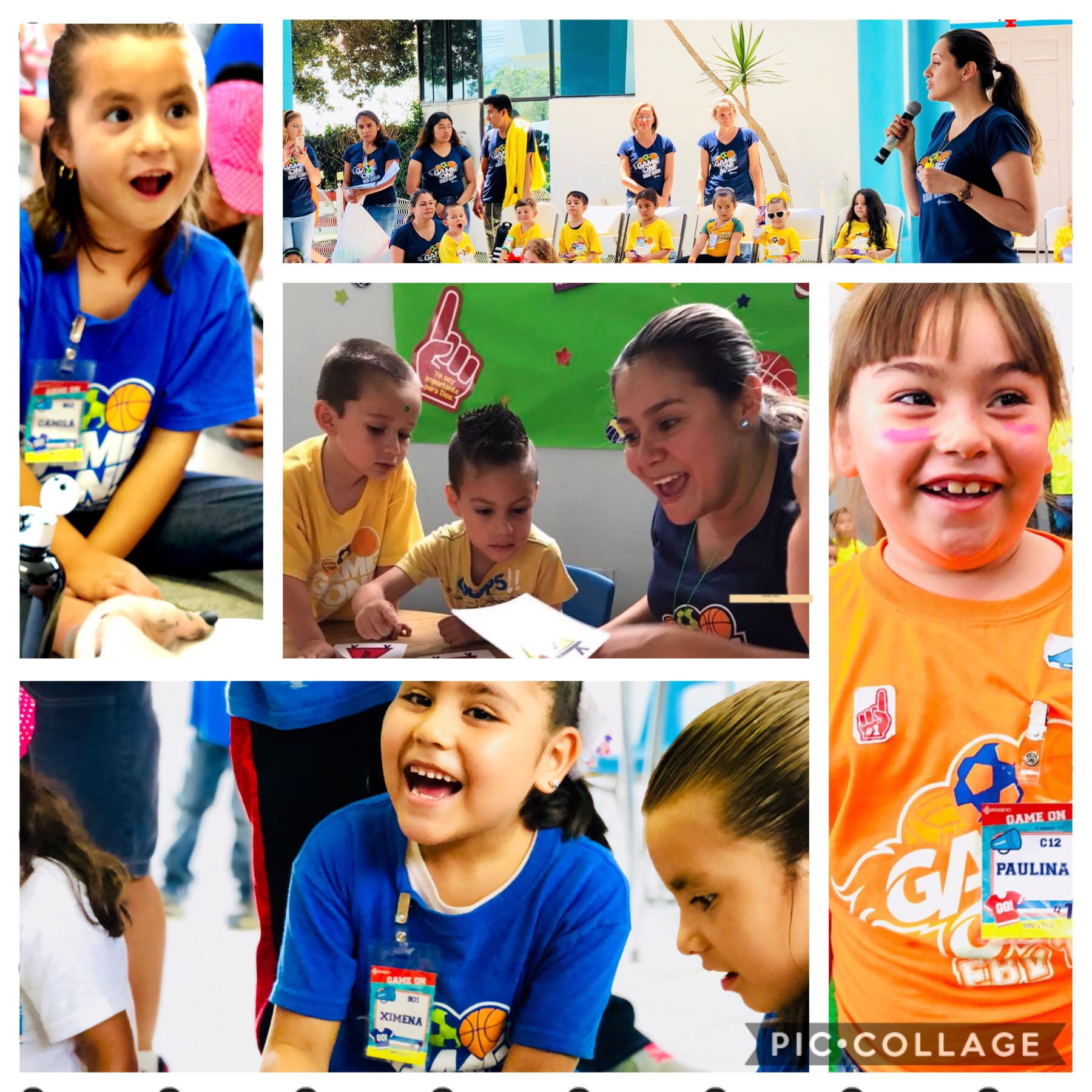 Many smiles - a fun filled week on VBS in Ensenada