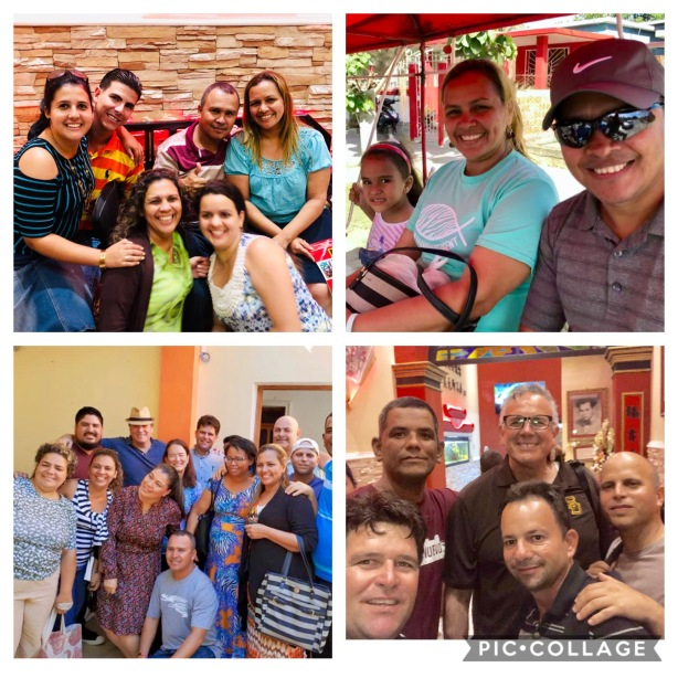 Our dear friends and growing family in Cuba!